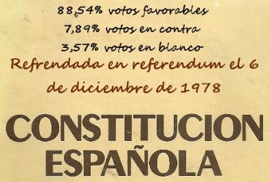 ¡La Constitución del 78 ha muerto, la prostituyeron y la mataron los que juraron defenderla ¡Viva la nueva Constitución!