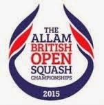 Squash Terbuka British 2015