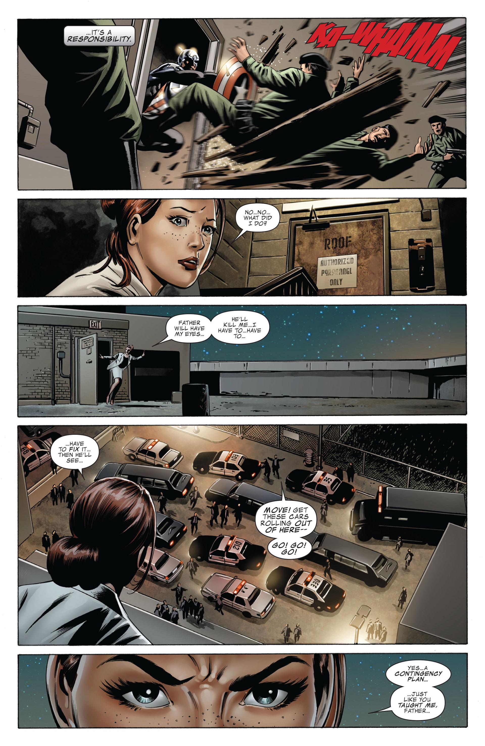 Captain America (2005) Issue #42 #42 - English 5