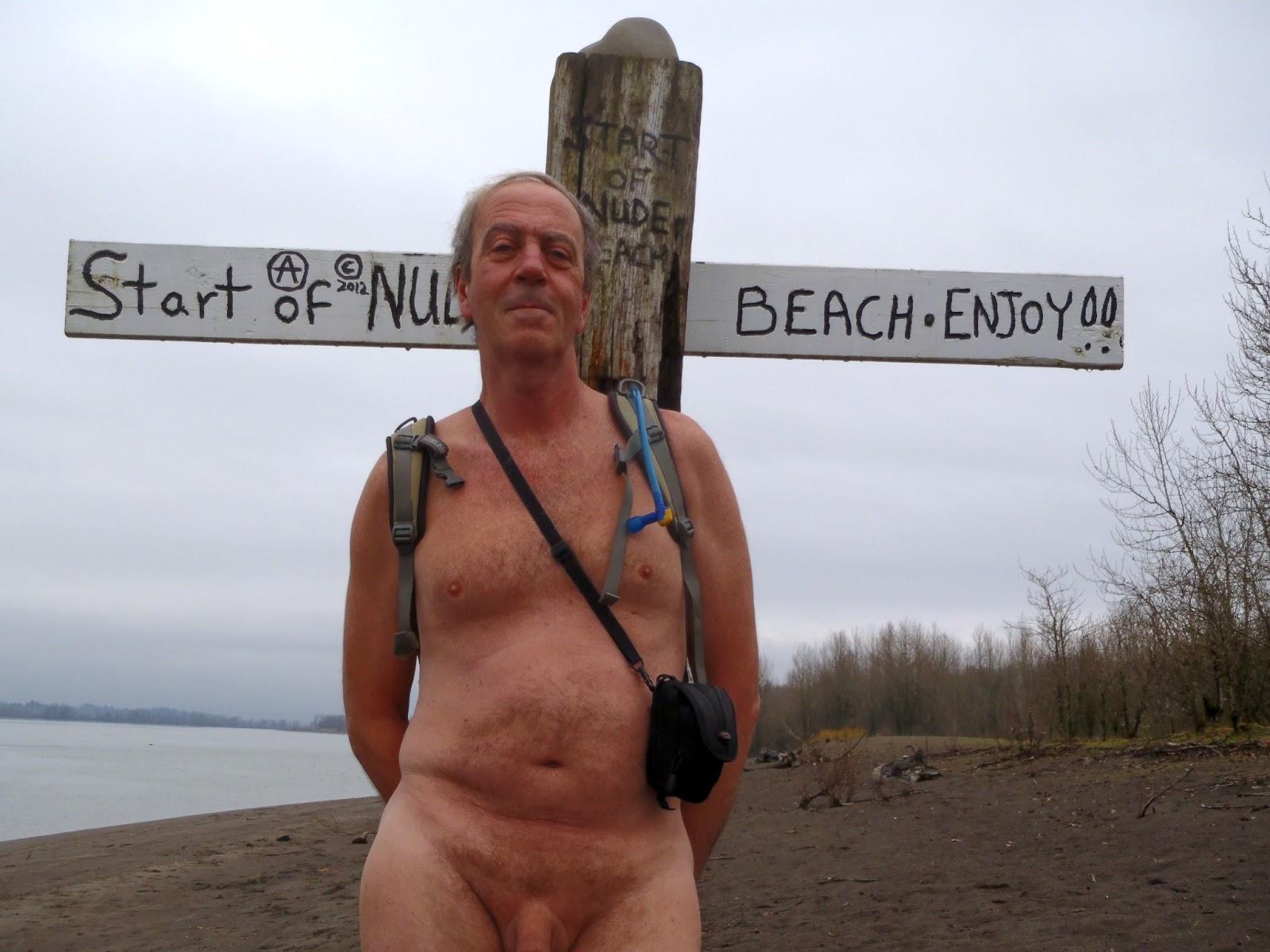 Sauvies island nude naked