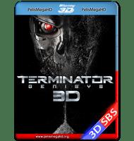 TERMINATOR: GÉNESIS (2015) FULL 1080P 3D SBS HD MKV ESPAÑOL LATINO