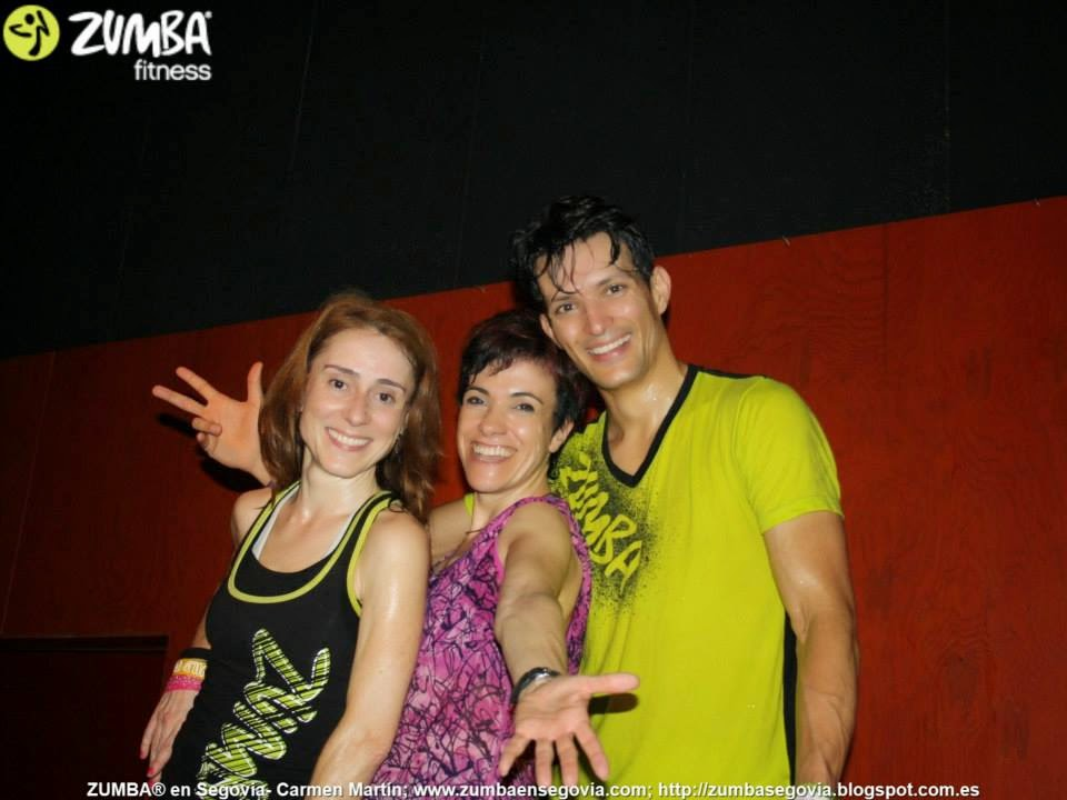 PARTY NIGHT ZUMBA® SEGOVIA