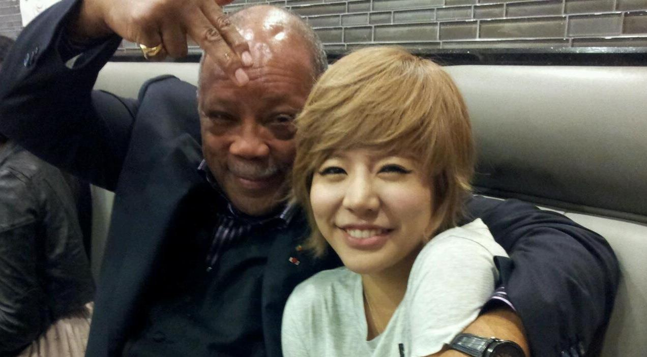 {120521} Sunny with Quincy Jones. Snsd+sunny+with+quincy+jones