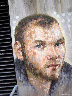 jimmy c - urban pointillism