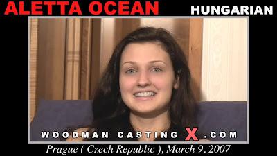 Aletta Ocean Woodman Casting X