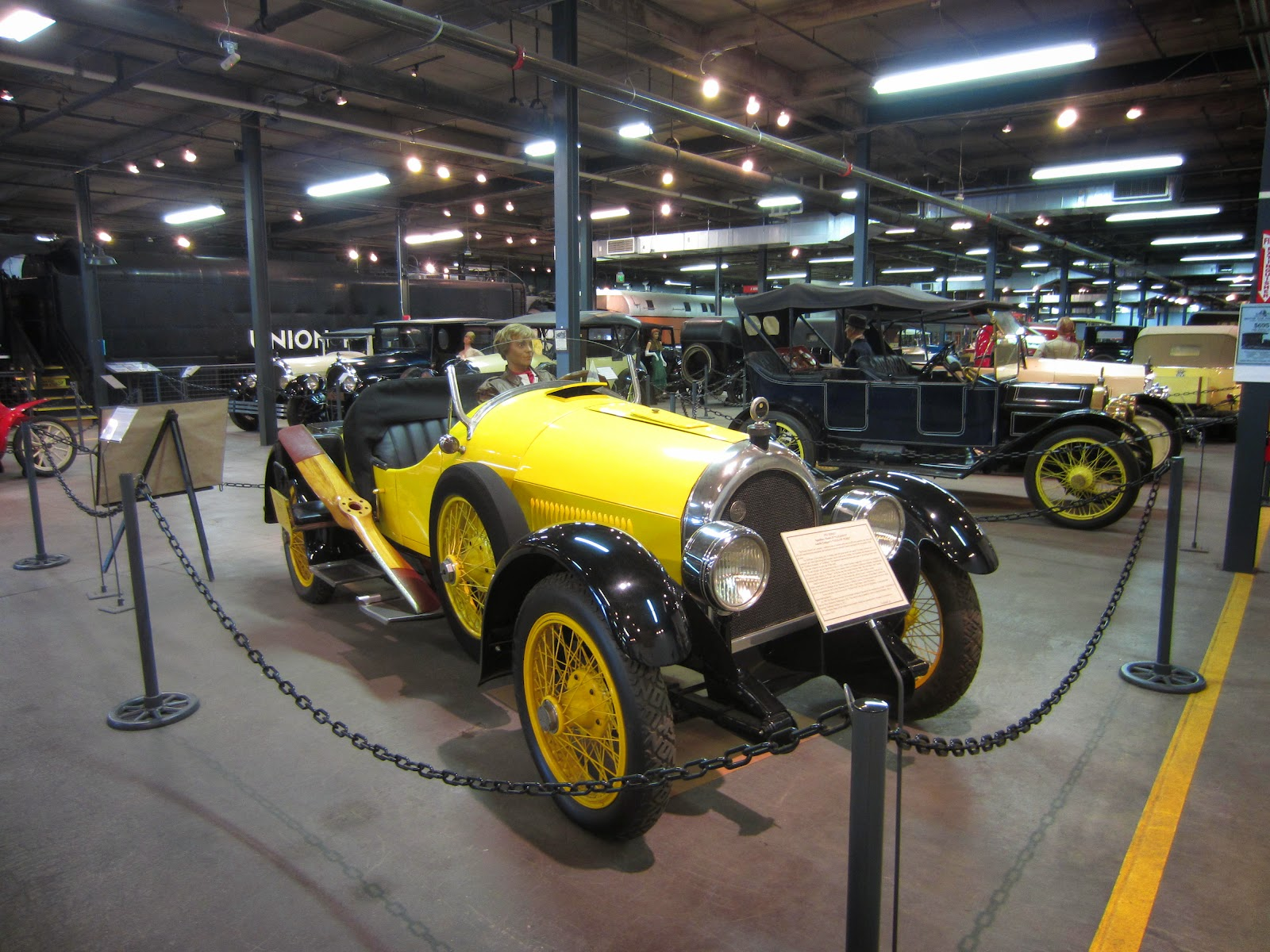 45 roadster http www forneymuseum org fe_ameliaearhartgoldbug html kissell is a relatively obscure american car manufacturer but forney has almost a