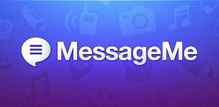 لوجو التطبيق MessageMe