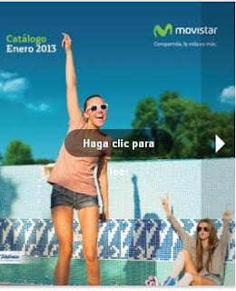 catalogo movistar enero 2013 ni
