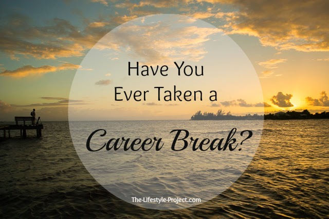 what is a career break?