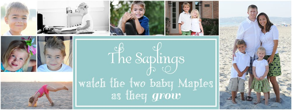 the Saplings