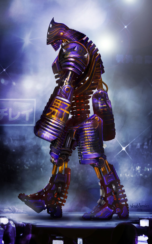 Real Steel Noisy Boy Drawing Images & Pictures - Becuo