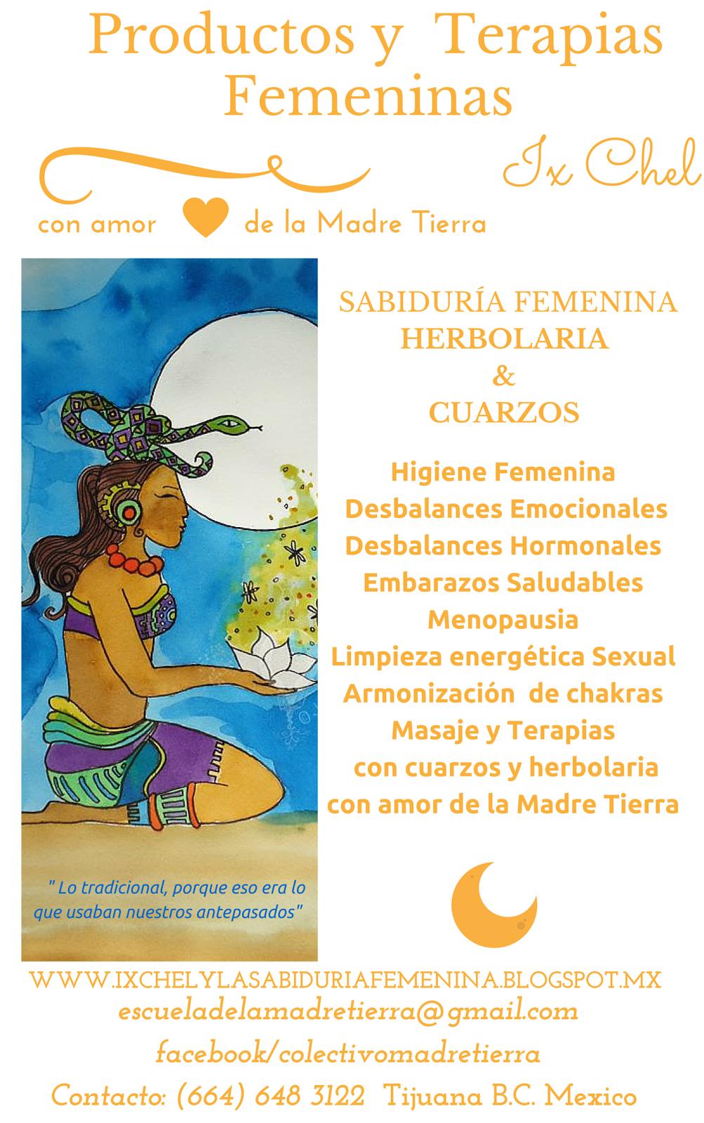 HERBOLARIA Y CUARZOS CON AMOR DE LA MADRE TIERRA