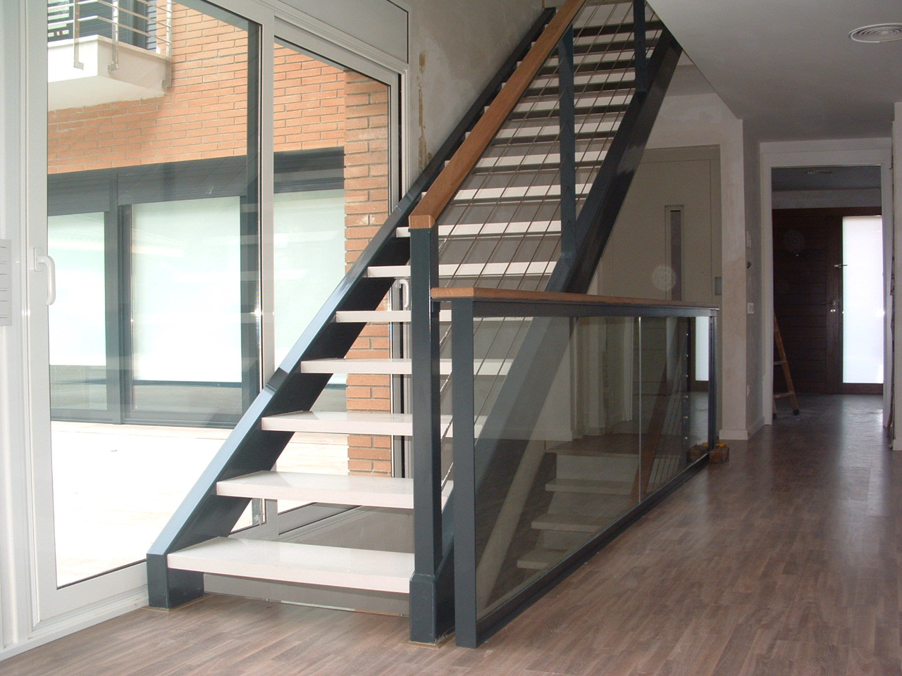 Jl padial cerrajer a de dise o escaleras y barandas - Escalera de diseno ...
