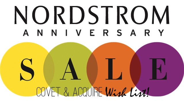 Nordstrom Anniversary Sale sneak peek + Vancouver blogger picks
