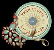 Ik ben lid van Team Utopia