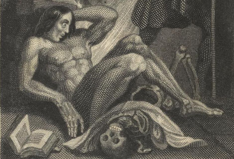 essays on frankensteins afterlife Hope and fear: frankenstein's creation  the afterlife of a poet,  included below is part of an essay by cultural historian susan tyler hitchcock in which she traces how different generations have visualized frankenstein's creature over the past two centuries.