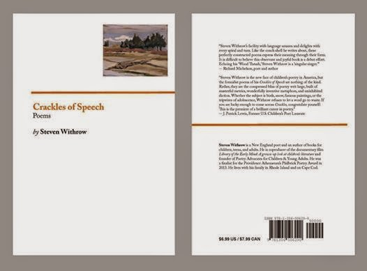 Crackles of Speech: Poems (2014)