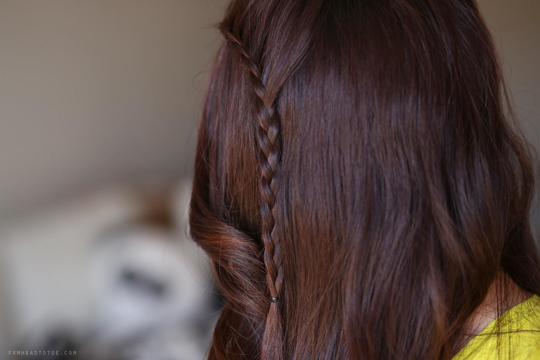 French Rope Braid Tutorial
