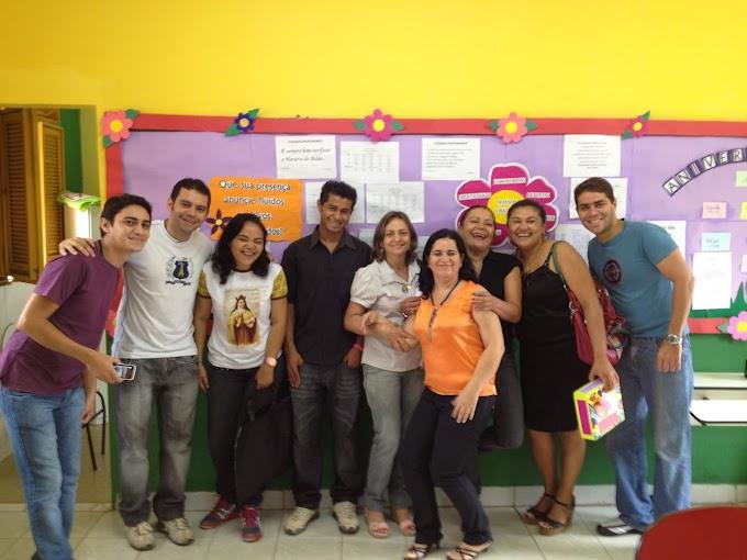 Dia de comemorações pelo dia da mulher nas escolas de Altaneira