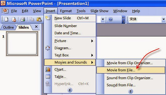 insert mp4 to powerpoint 2003 MP4 &PowerPoint workflow  How to Insert MP4 into PowerPoint?