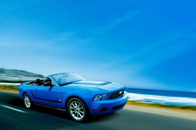 Ford Mustang V6 Sport in Japan