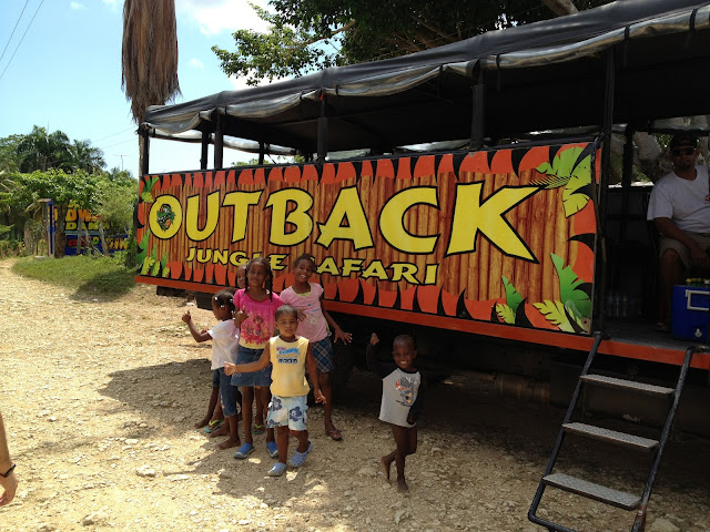 Dominican Republic outback safari tour