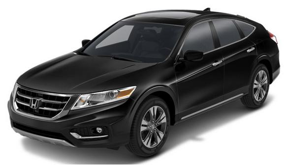 2015 Honda Crosstour Hatchback SUV