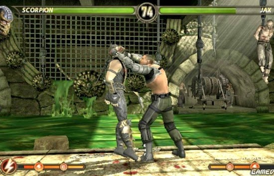 códigos para desbloquear personajes en Mortal Kombat Vita
