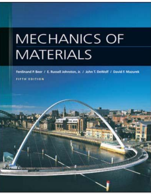 Free EBooks Mechanics of Materials 5th Editions