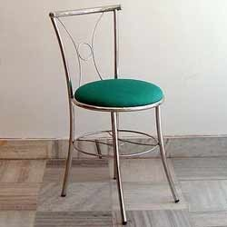 Dining Stainless Steel Cushion Chair Table Chairs Sale