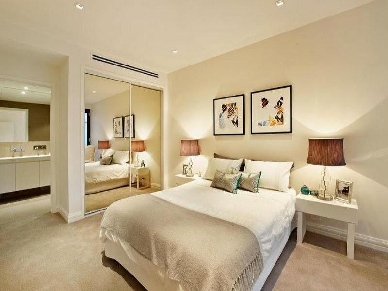 Hogares frescos ideas de dormitorios con armarios - Ideas para dormitorios ...