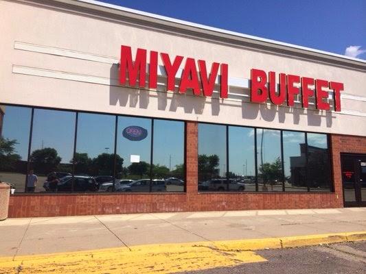 Local Eateries Restaurant Review Miyavi Buffet In Burnsville Mn