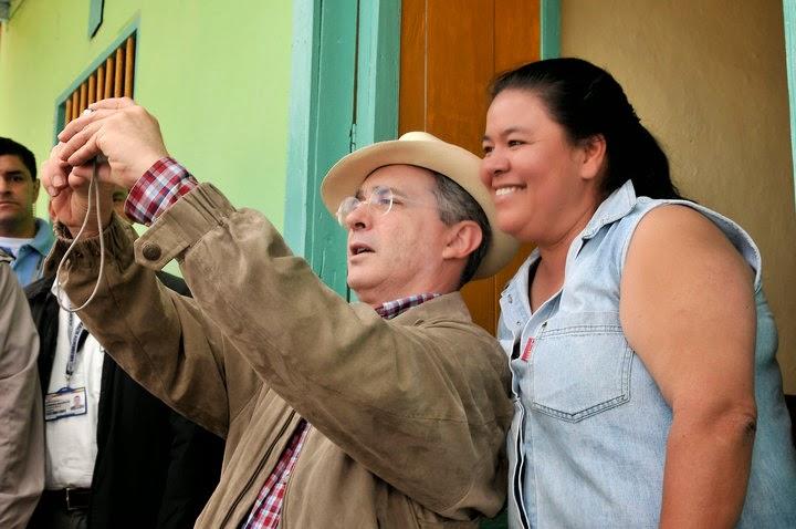 Uribe Vélez y la Paz