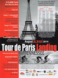 Tour de Paris Landing