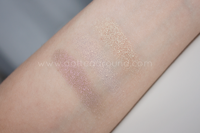 Nabla pegasus madreperla swatch