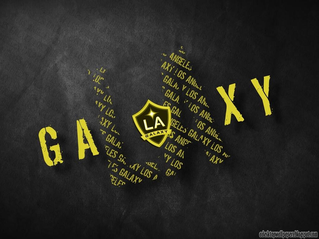 la galaxy football club desktop wallpapers