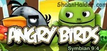Angry Bird JAVA For Symbian S60V5