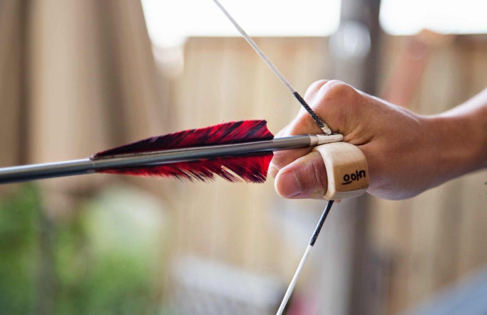 My Traditional Archery Journey: Making a new thumb ring, Sugakkji ...