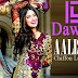 Aalishan Chiffon Lawn 2014 Collection by Dawood | Dawood Aalishan Chiffon 2014 Vol-1