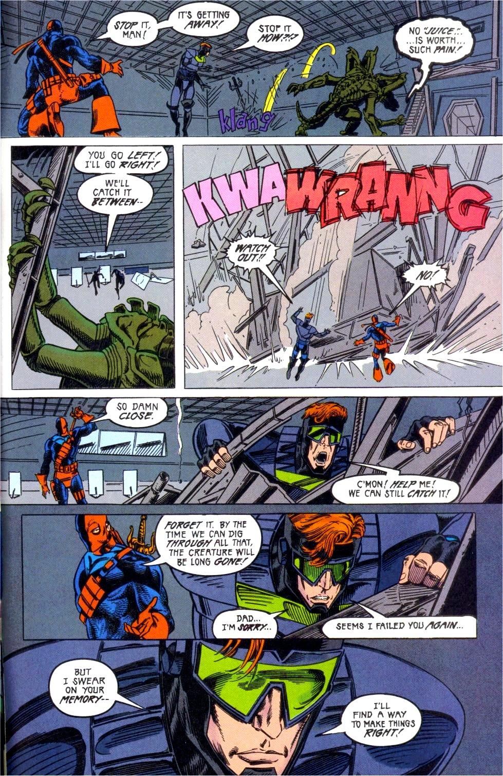 Deathstroke (1991) Annual 2 #2 - English 55