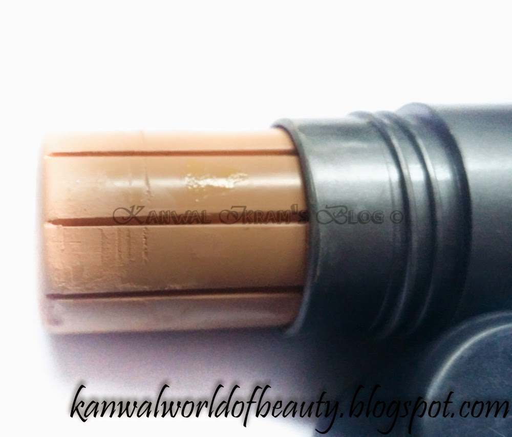 Kryolan Tv Paint Stick 3W-Review And Swatch by kanwal ikram