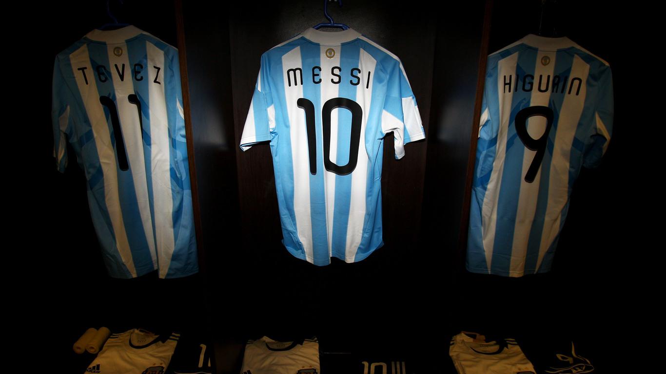 Argentina Soccer Team Logo Wallpaper Messi Argentina...