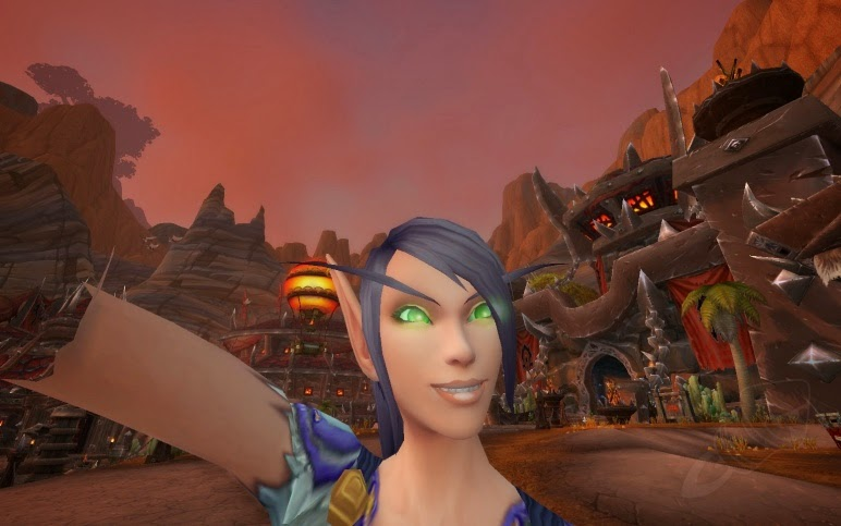 blood-elf-selfie-wow