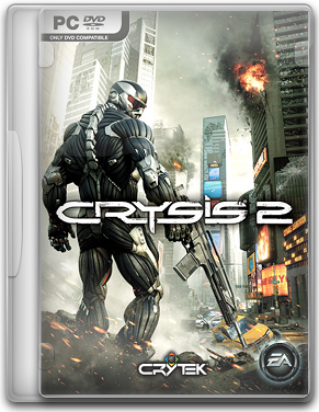 Capa Crysis 2   PC (Completo) 2011 + Crack
