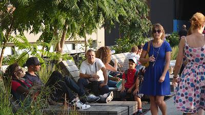 Parque High Line, NY