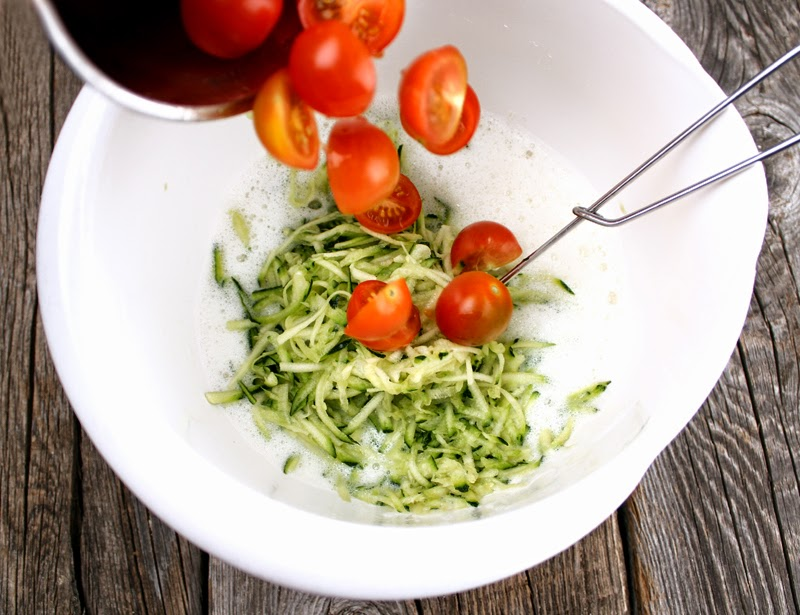 Oppskrift Sunne Veganske Vafler Squashvafler Tomat Vaffeloppskrift Uten Egg Melk