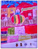 6/Junio. XVII El Danzar de los Danzares. Los Santos