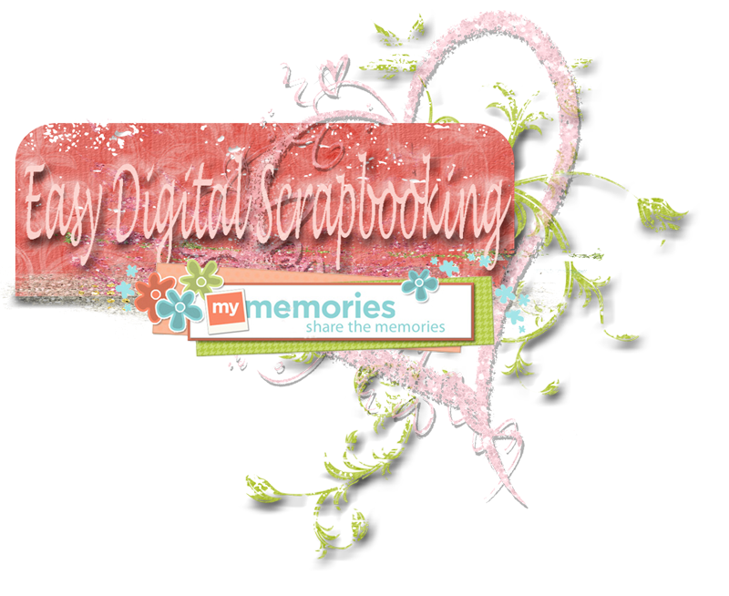 Easy Digital Scrapbooking