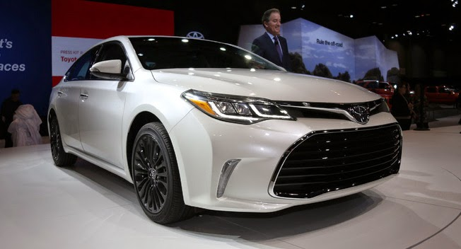 2016 toyota avalon power mileage max speed and more features techgangs. Black Bedroom Furniture Sets. Home Design Ideas