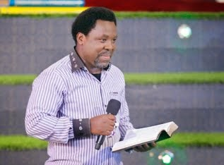 PROPHET T.B JOSHUA: RESET YOUR BELIEF
